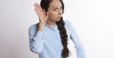 problema audición